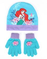 Winter Accessories - Ariel Knit Beanie & Gloves Set-2448178