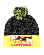 Winter Accessories - Cars 3 Cruz Control Cuff Pom Beanie-2448297