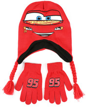 Hats - Cars 3 Peruvian Knit Hat & Gloves Set-2448227