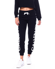 Athleisure for Women - Logo Inset Jogger-2449855