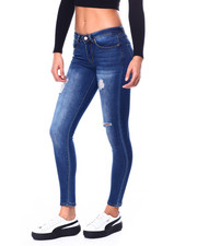 Bottoms - 5 Pocket Stretch Skinny Jean-2446795