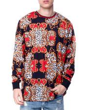 Buyers Picks - Filigree with Leopard LS Tee-2449457
