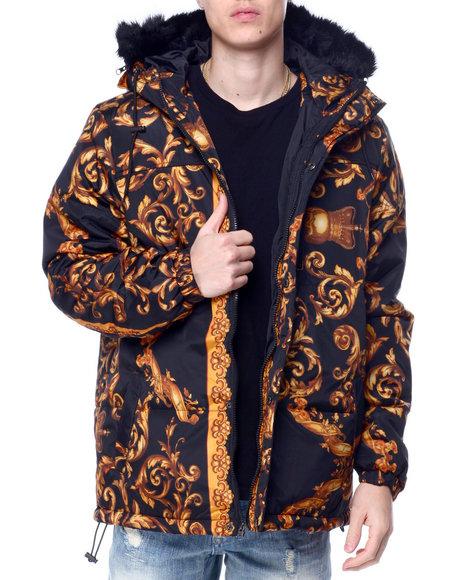 Reason - Secret Puffer Jacket