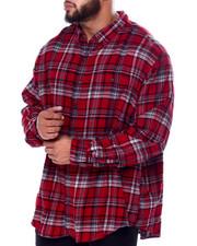 Big & Tall Faves - L/S Fireside Flannel (B&T)-2447670