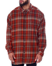 Big & Tall Faves - L/S Fireside Flannel (B&T)-2447601