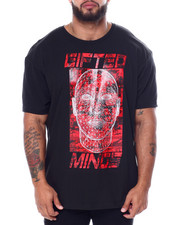Akademiks - Gifted Minds S/S Tee (B&T)-2450504