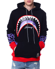 Hudson NYC - Shark Mouth Leopard Hoody-2449322