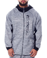 Akademiks - Full-Zip Hoody (B&T)-2448577