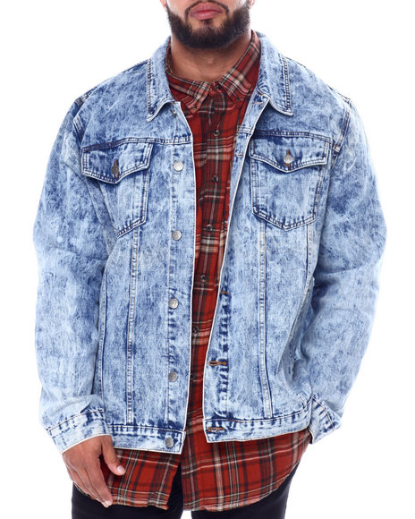 Akademiks - Denim Jacket (B&T)