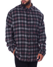 Big & Tall Faves - L/S Fireside Flannel (B&T)-2447575
