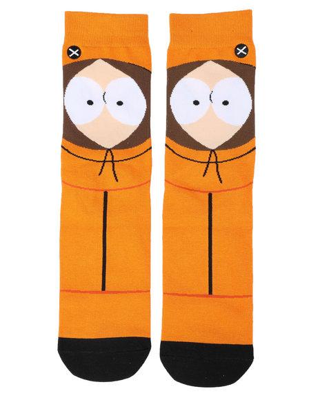 ODD SOX - South Park Kenny McCormick Crew Socks