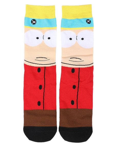 ODD SOX - South Park Eric Cartman Crew Socks