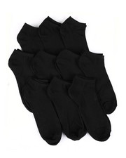 Accessories - 10 Pack No Show Socks-2448588