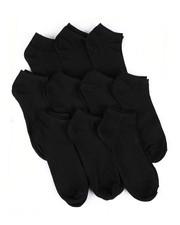 DRJ SOCK SHOP - 10 Pack No Show Socks-2448588