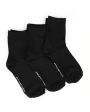 Women - 3 Pk Super Soft Marled Crew Socks-2444042