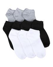 DRJ SOCK SHOP - 10 Pack No Show Socks-2448576
