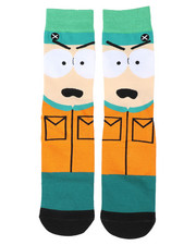 Socks - South Park Kyle Broflovski Crew Socks-2449005