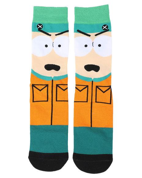 ODD SOX - South Park Kyle Broflovski Crew Socks
