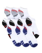 DRJ SOCK SHOP - 10 Pack No Show Socks-2448586