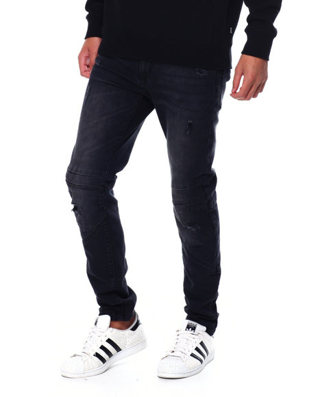 Liberation - Peace Skinny Fit 5 Pocket Jean