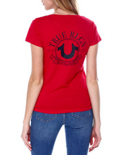 Women - Big HS V Neck Tee-2450624