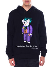 Hudson NYC - Clown Prince Bear Hoody-2450974