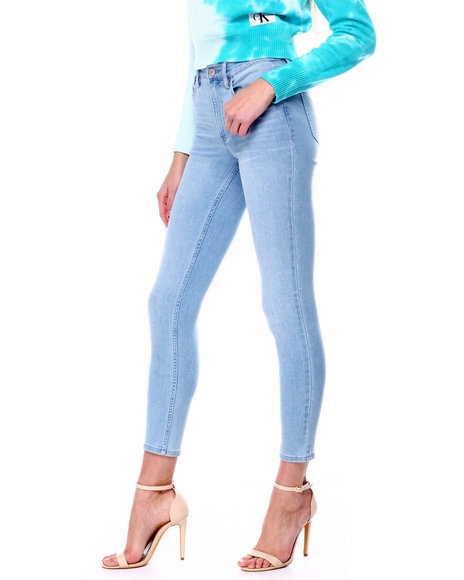 Calvin Klein - High Rise Skinny 29' Inseam Whisper Soft Jean