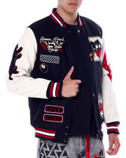 Reason - Hide Out Varsity Jacket-2451155