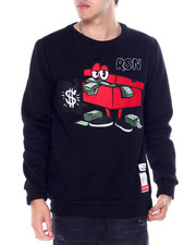 Reason - Stash Crewneck Sweatshirt-2451090