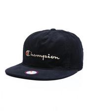 Champion - Corduroy Strapback Hat-2447676