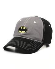 Dad Hats - Batman Washed Dad Hat-2447053