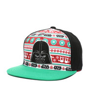 Hats - Star Wars Darth Vader Xmas Snapback Hat-2446849