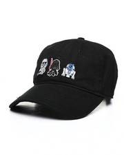 Dad Hats - Star Wars Characters Dad Hat-2447015