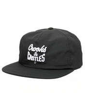Crooks & Castles - Reverse Core Snapback Hat-2450756