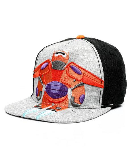 Arcade Styles - Baymax In Flight Snapback Hat