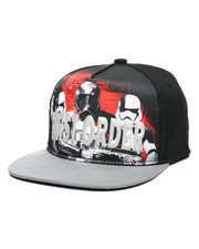 Hats - Star Wars Storm Troopers First Order Snapback Hat-2447067