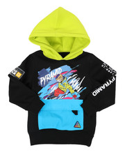 Black Pyramid - AW Hoody (5-18)-2444815