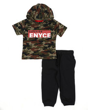 Infant & Newborn - 2 Pc Jogger Set (Infant)-2444917