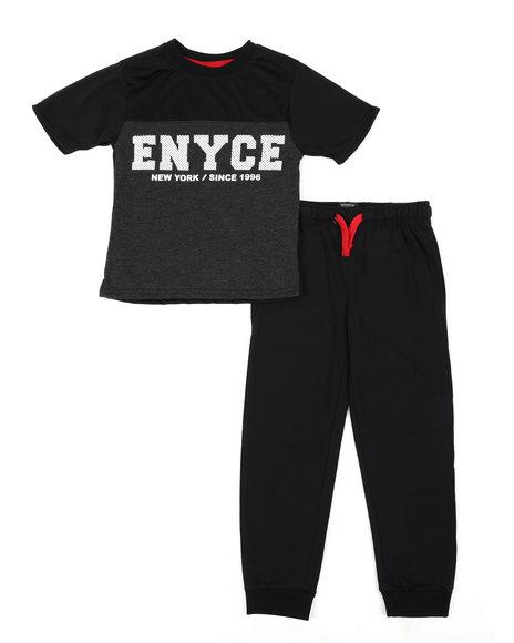 Enyce - 2 Pc Jogger Set (8-18)