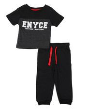 Infant & Newborn - 2 Pc Jogger Set (Infant)-2444884