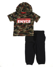 Enyce - 2 Pc Jogger Set (2T-4T)-2444892