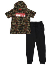 Enyce - 2 Pc Jogger Set (8-18)-2444933