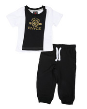 Infant & Newborn - 2 Pc Jogger Set (Infant)-2444852
