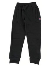 Phat Farm - Moto Fleece Joggers (4-7)-2451389