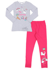 Sets - 2 PC Top & Leggings Set (7-16)-2448761