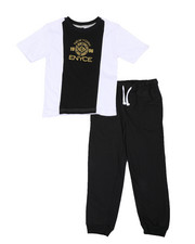 Boys - 2 Pc Jogger Set (4-7)-2444860