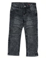 Arcade Styles - Skinny Stretch Cut And Sew Jeans (4-7)-2449447