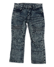 Arcade Styles - Skinny Stretch Cut And Sew Jeans (4-7)-2449379