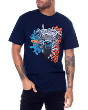 Crooks & Castles - SKULL MASK TECH SS TEE-2452298