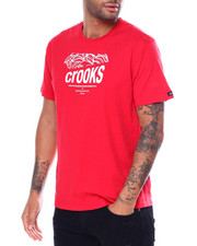 Crooks & Castles - Slashed Bandito Tee-2452353